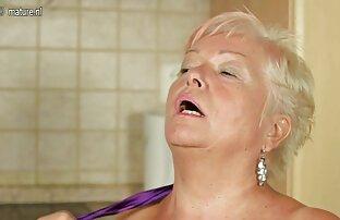 Sophie alte oma ist geil finger gold und Schwarz Preis blonde und geben Ihr ein